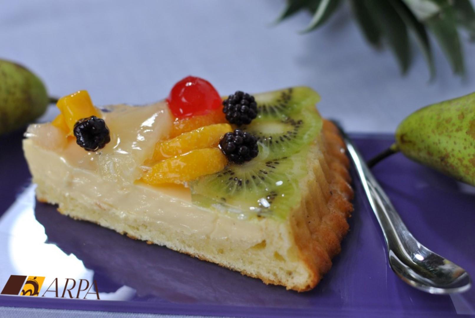 Pastelería Arpa Frutas