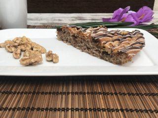 Tarta Mensual – Brownie Blanca